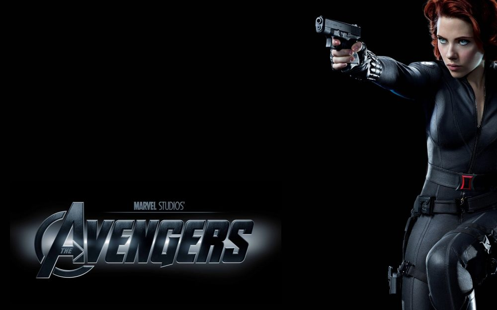 Natalia Romanova (The Avengers) desktop background