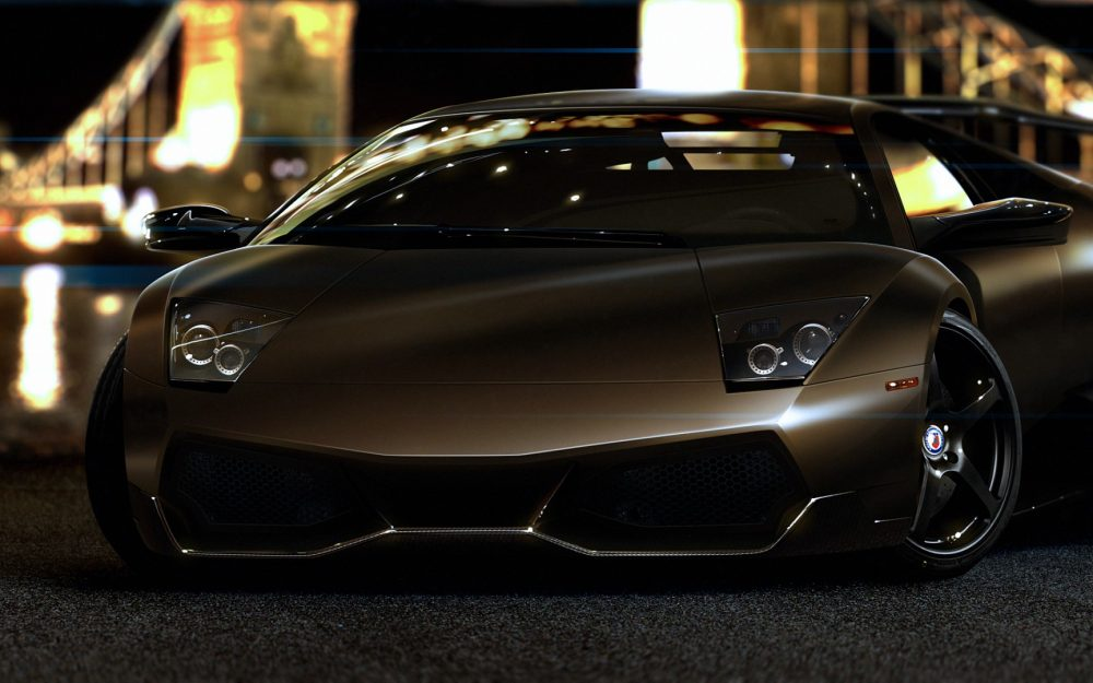 Lamborghini bat LP670-4 SV desktop wallpaper