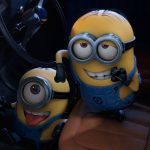 Despicable me 2 little yellow man computer desktop wallpaper HD cute