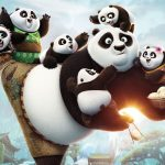 Kung Fu Panda 3 A Bao and Little Panda Wallpaper