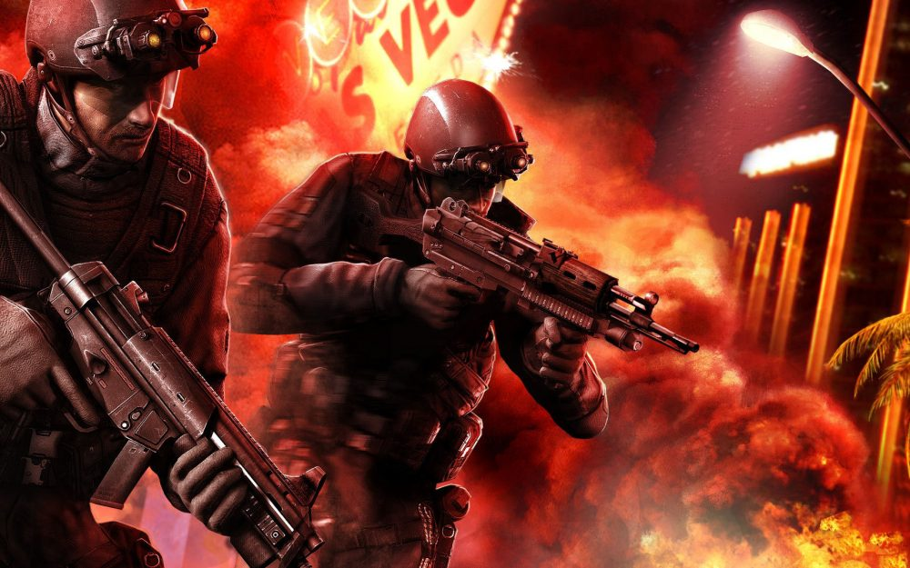 Soldiers, Splinter Cell, Conviction, Red