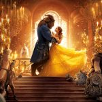 """Beauty and the Beast"" Emma Watson Dan Stevens Desktop Wallpaper"