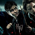 Harry Potter 7 Death St., Harry, Rupert Grint, Emma Watson, Desktop Wallpaper