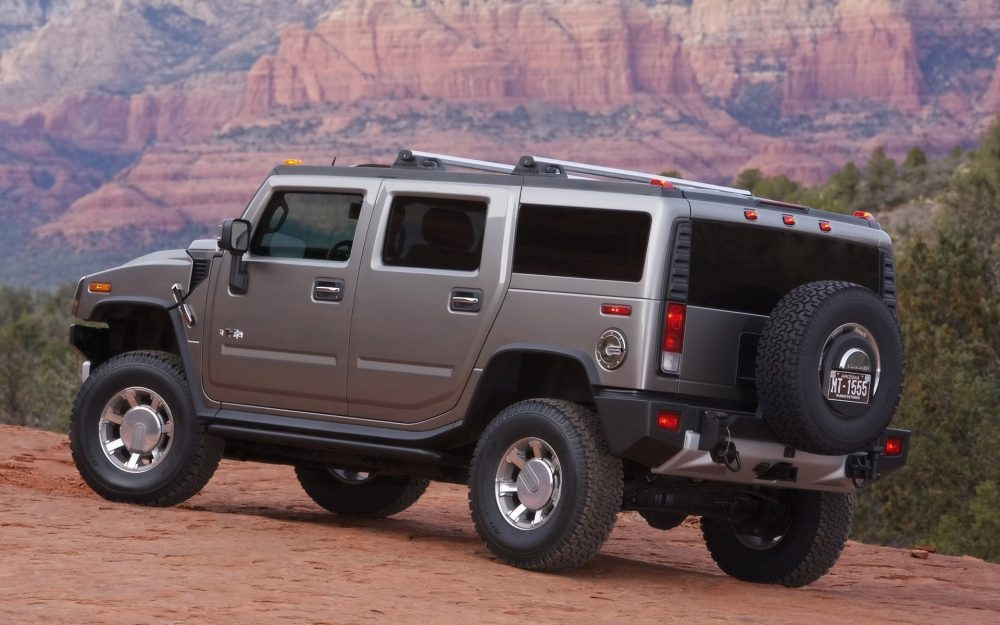 Mountains, Hummer, Auto, Canyon, Hammer