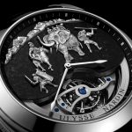 Chronometer, Ulysse Nardin, Hannibal Minute Repeater, Ulysses Nardan, Watch