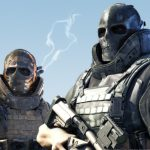 masks, Army of two
