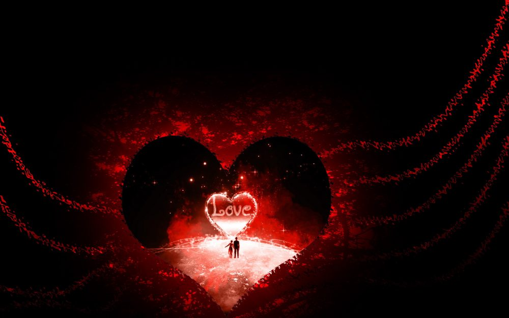 LOVE hd wallpaper