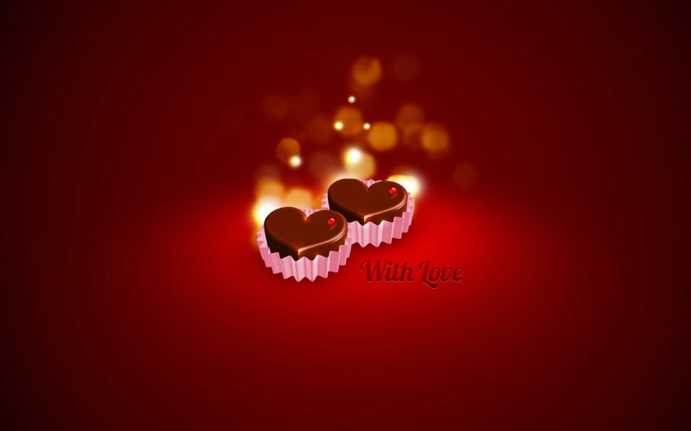 With love wallpaper
