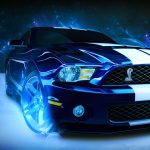 Cool Cobra Sports Car HD Wallpaper