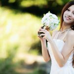 Wedding beauty desktop background picture