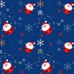 Santa Claus desktop background