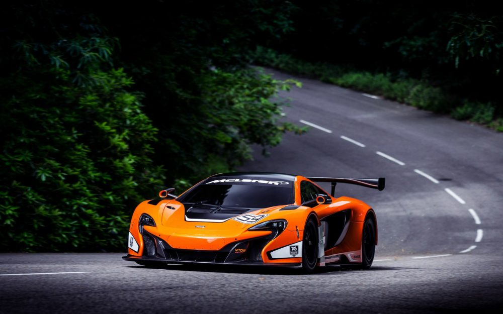McLaren, 650S, GT3, turning, supercar wallpaper