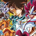 Saint Seiya Omega wallpaper