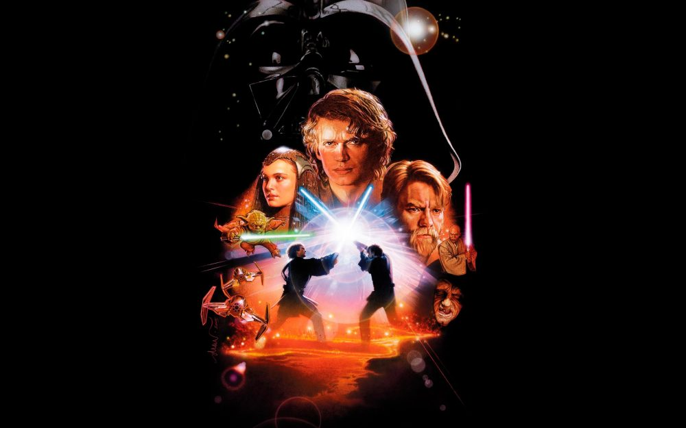 Star Wars Episode 3: Revenge of the Sith wallpaper