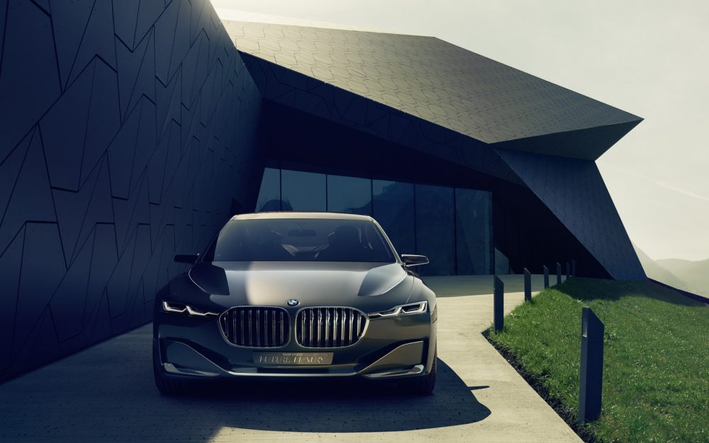 2014 BMW concept car wallpaper