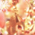 Exquisite Christmas decoration hd wallpaper