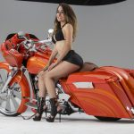 Motorcycle, chopper, motorbike, bike, custom