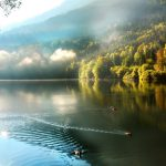 HD lake Nature Landscape wallpaper