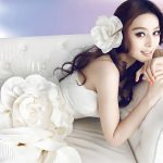 Fan Bingbing big picture HD Wallpaper