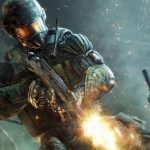 Moment of Crysis wallpaper