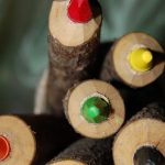 colorful, unusual, pencils hd wallpaper