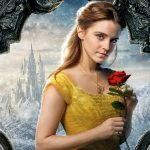 Rose Beauty and the Beast blonde Emma Watson 2K wallpaper