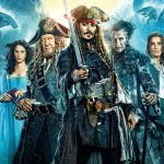 Pirates of the Caribbean 5 HD Wallpaper