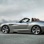 BMW Zagato Roadster hd wallpaper