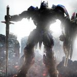 """Transformers 5: The Last Knight"" Optimus Prime Desktop Wallpaper"