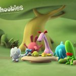 Taiwan lovely cool points earners 3d animation wallpaper