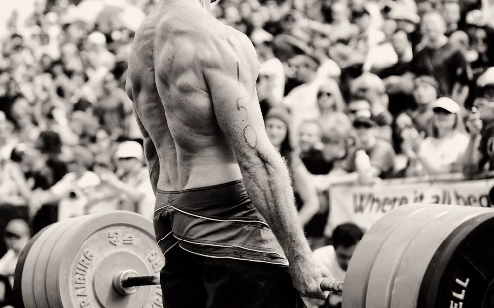 man, back, strength, athlete, barbell, muscle