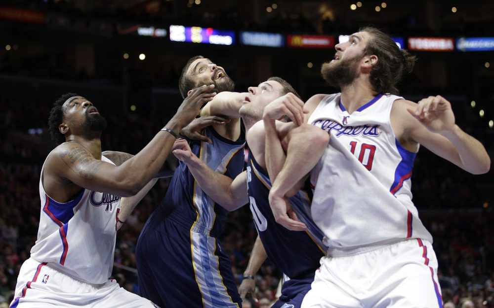 basketball, los angeles clippers, memphis grizzlies