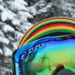 snowboard, color, glasses, hat, style