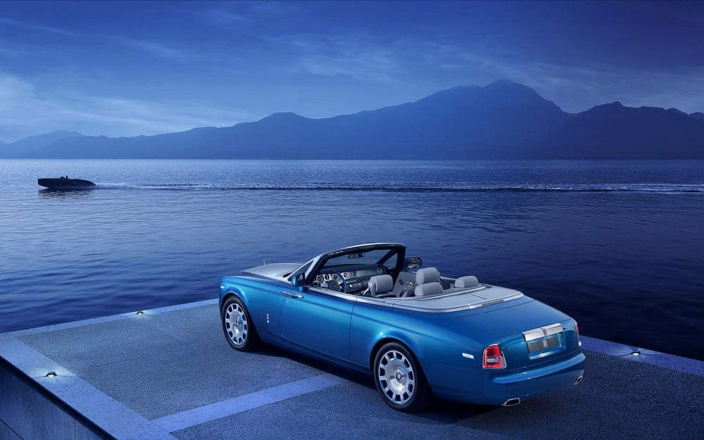 2014 Rolls-Royce Phantom HD Wallpaper