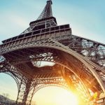 Sunlight Eiffel Tower HD Wallpapers