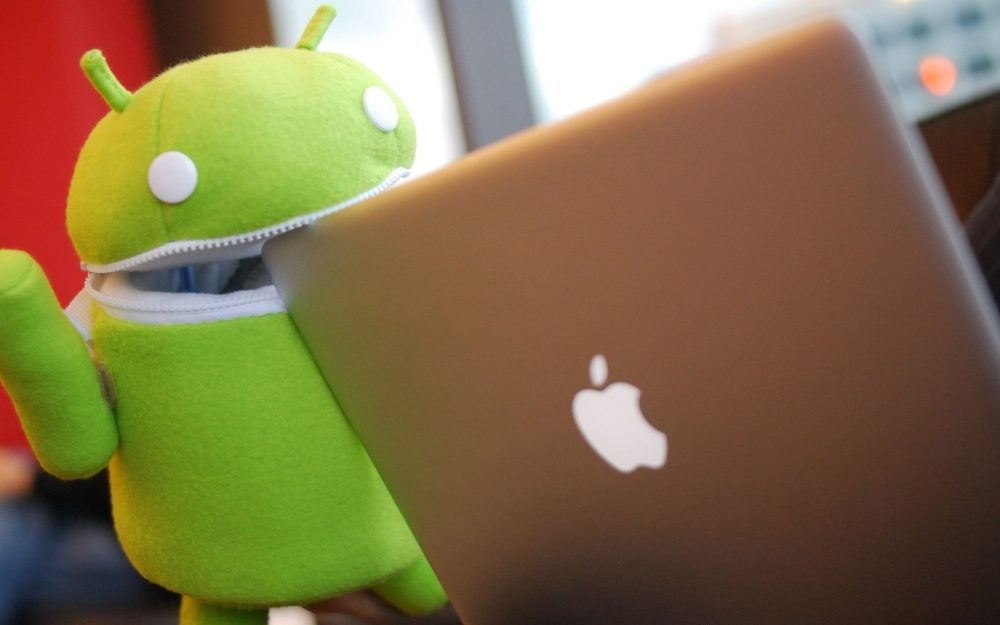 apple, android, corporation