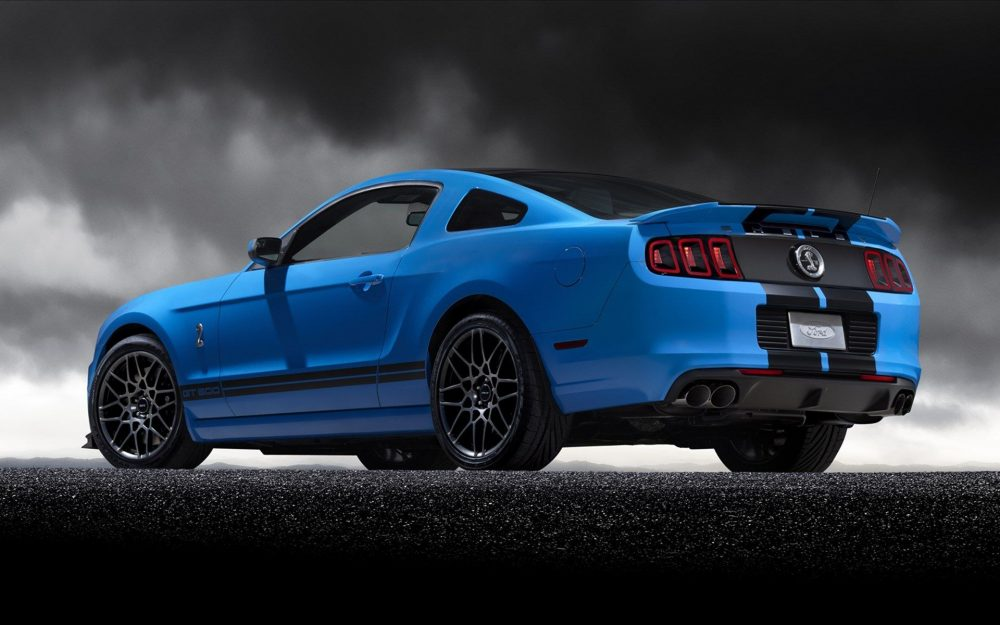 Atmosphere blue Ford HD Wallpaper