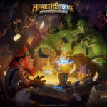 Hearthstone legend HD Wallpaper