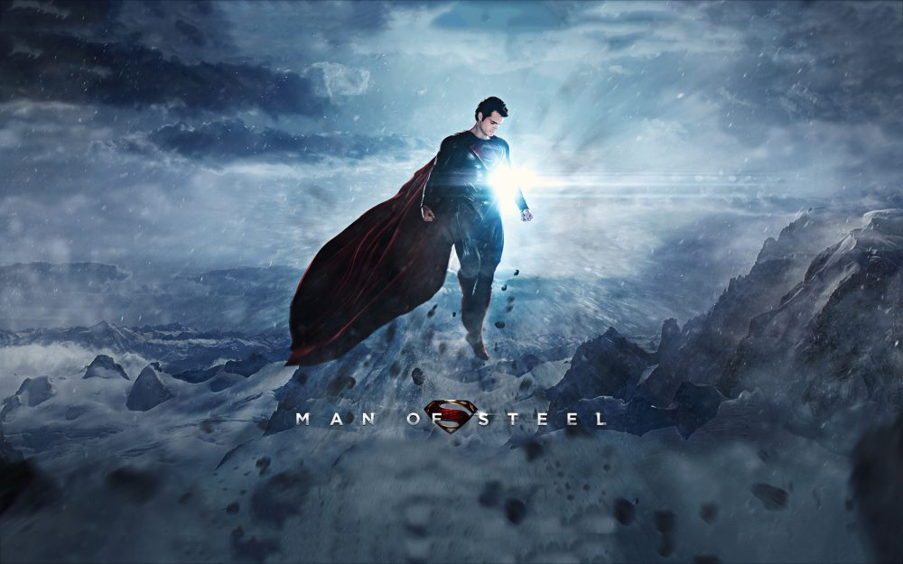 Superman: Man of Steel desktop wallpaper