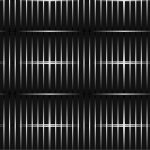 black background, grille, abstract wallpaper