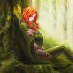 sitting, Windrunner