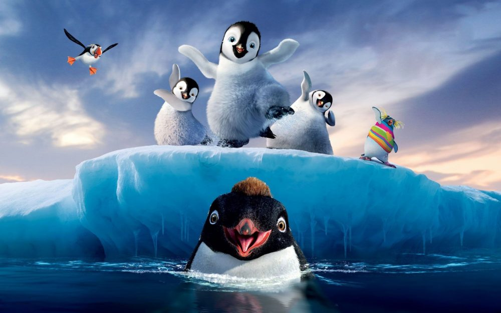 Happy Feet Two wallpaper
