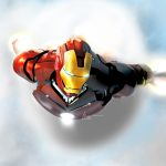 Iron, in-flight, iron man
