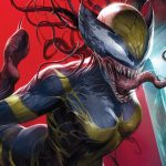 X-23, a comic book, laura Kinney, tongue, teeth, symbiote, tongue, comics, Venom, costume, Laura Kinney, girl, comics, teeth, the symbiote suit, Laura Kinney, x-23