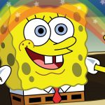 SpongeBob Widescreen HD Wallpaper