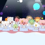 McDull Dangdang with my heart desktop wallpaper