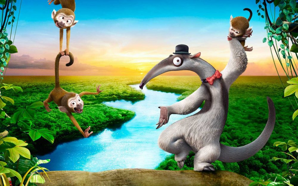 HD Rio 2 stills Posters wallpaper