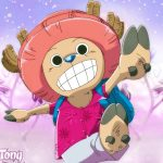 Lovely One Piece Chopper larger HD Wallpaper