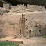 Cliff Dwellings, White House Ruins, Canyon de Chelly National Monument, Arizona wallpaper