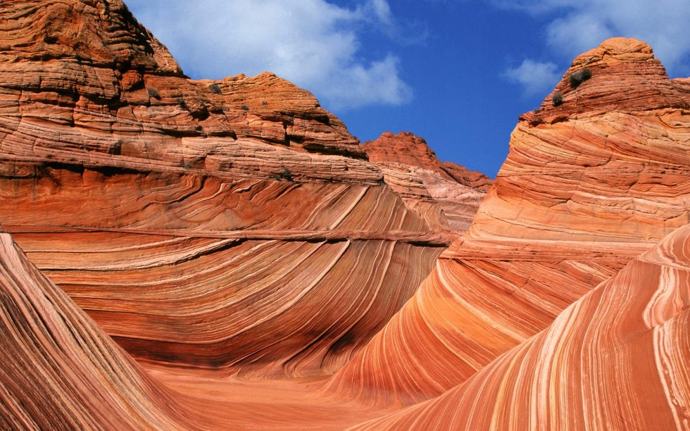 The Wave, Paria Canyon-Vermilion Cliffs Wilderness Area, Arizona